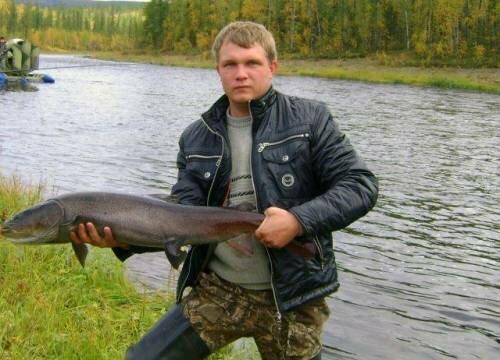 предложения о рыбалке в красноярском крае