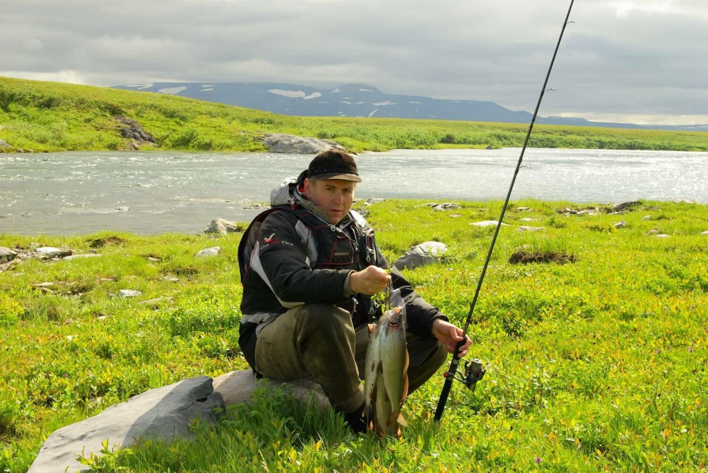 рыбалка в карелии из беларуси видео